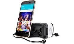 Alcatel One Touch Idol 4 Plus Black/Gold (dual sim)