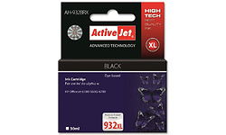 ActiveJet HP 932XL Black