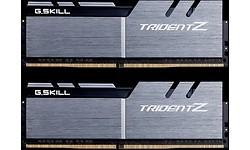 G.Skill Trident Z 32GB DDR4-3200 CL14 Silver/Black quad kit