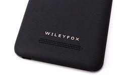 Wileyfox Spark+ Black