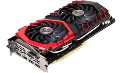 MSI GeForce GTX 1080 Gaming Z 8GB