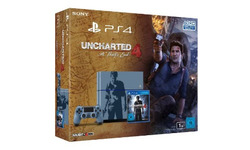 Sony PlayStation 4 1TB + Uncharted 4: A Thief's End, Design Edition