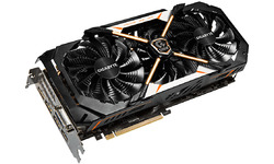Gigabyte GeForce GTX 1070 Xtreme Gaming 8GB