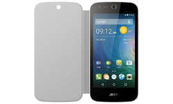 Acer Liquid Z330 Flip Cover White