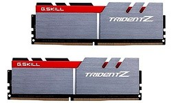 G.Skill Trident Z Silver/Red 32GB DDR4-3400 CL16 kit
