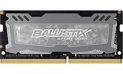 Crucial Ballistix Sport LT Grey 4GB DDR4-2400 CL16