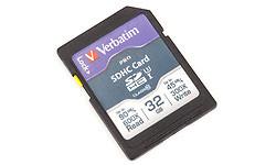 Verbatim Pro+ SDHC UHS-I U3 32GB