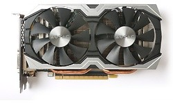 Zotac GeForce GTX 1060 AMP! Edition 6GB