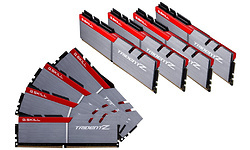 G.Skill Trident Z Silver/Red 128GB DDR4-3200 CL16 octo kit