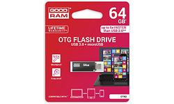 Goodram Twin 64GB Black