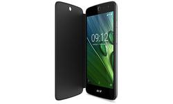 Acer Liquid Zest Flip Cover Black