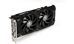 XFX Radeon RX 470 Hard Swap Triple X Black Edition 4GB