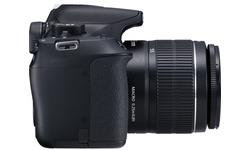 Canon Eos 1300D 18-55 + 75-300 kit Black