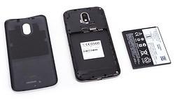 Motorola Moto E G3 Black