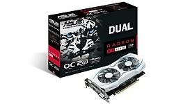 Asus Radeon RX 460 Dual OC 2GB