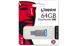 Kingston DataTraveler DT50 64GB Blue