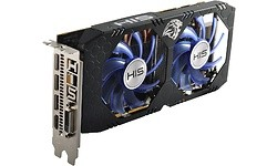 HIS Radeon RX 470 IceQ X² OC 4GB