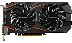 Gigabyte GeForce GTX 1060 WindForce OC 6GB