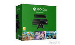 Microsoft Xbox One 500GB + 3 Kincect Games bundel