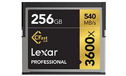 Lexar Professional CFast 2.0 3600x 256GB