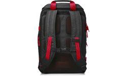 HP Odyssey 15.6 Red/Black
