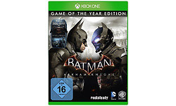 Batman: Arkham Knight, Game of the Year Edition (Xbox One)