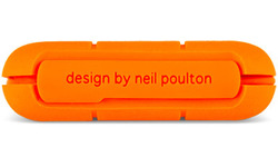 LaCie Rugged Thunderbolt 2TB Orange