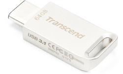 Transcend JetFlash 850 64GB Silver