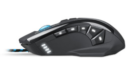 Sharkoon Skiller SGM1 Black/Blue