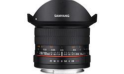 Samyang 12mm f/2.8 AS NCS Fish-Eye Pentax