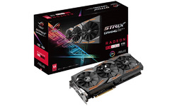 Asus Radeon RX 480 Strix 8GB