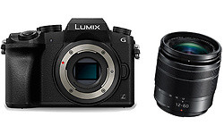 Panasonic Lumix DMC-G7 12-60 kit Black