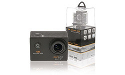 CamLink 4K Ultra HD Action Camera WiFi Black