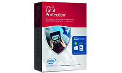 McAfee Total Protection 2016 Unlimited Devices 1-year