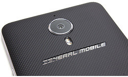 General Mobile GM5 Plus Grey