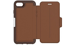 Otterbox Strada iPhone 7 Burnt Saddle Brown