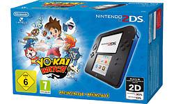 Nintendo 2DS Black/Blue + Yo-Kai Watch
