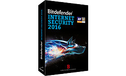 Bitdefender Internet Security 2016 3-user (2-year)