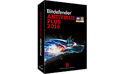 Bitdefender Antivirus Plus 2016 (NL/FR)