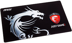 MSI Xield 5 Gaming Mouse Pad Black/Silver