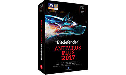 Bitdefender Antivirus Plus 2017 Base 1-user (NL/FR)
