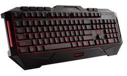 Asus Cerberus Dual LED Color Black (US)