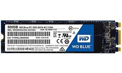 Western Digital Blue SSD 500GB (M.2 2280)