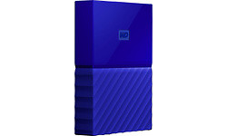 Western Digital My Passport 4TB Blue