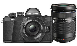 Olympus OM-D E-M10 Mark II 14-42 + 40-150 kit Black