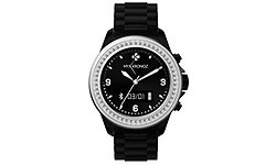 MyKronoz ZeClock Swarovski Smartwatch Black