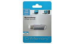 CnMemory Spaceloop 16GB Silver