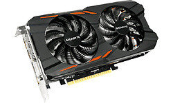 Gigabyte GeForce GTX 1050 Ti WindForce OC 4GB