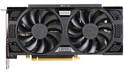 EVGA GeForce GTX 1050 Ti SSC 4GB