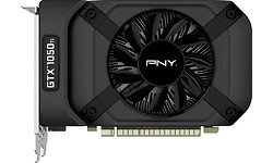 PNY GeForce GTX 1050 Ti 4GB